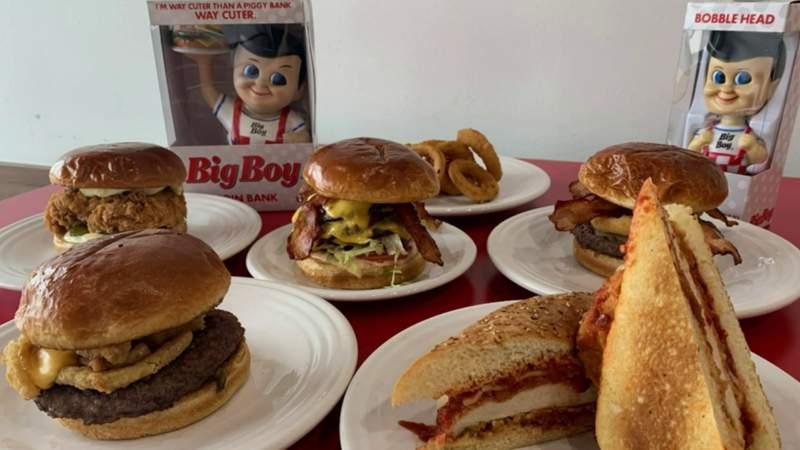 Michigan Food Week - Big Boy on Live in the D