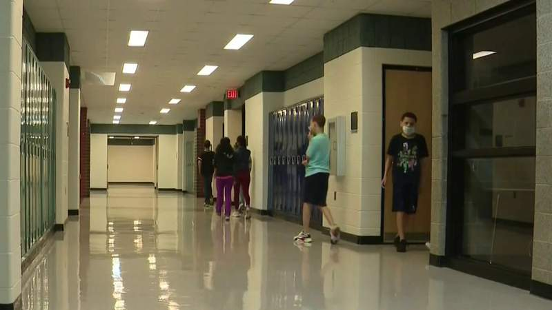 Low vaccination rates could impact Detroit school funding