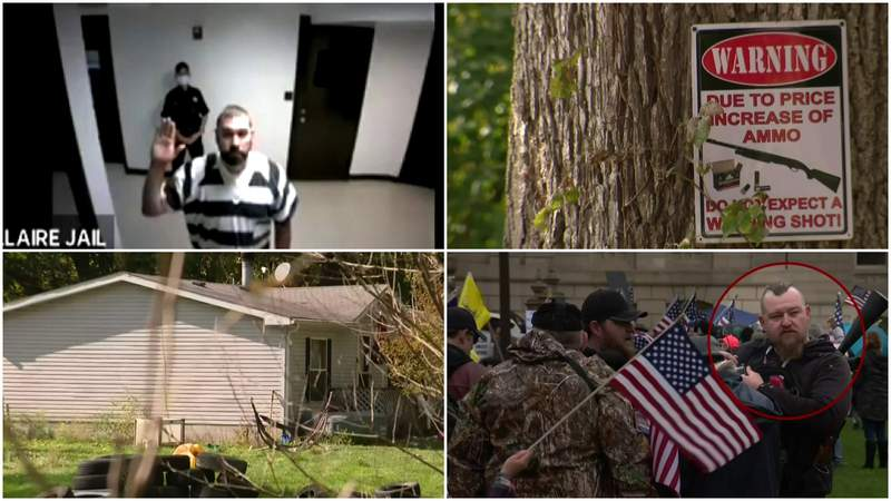 We've learned more about the plot to kidnap Gov. Gretchen Whitmer, the connection to a Munith property and the people involved.