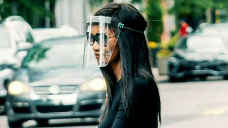 Face shields vs. face masks: Does one offer better protection from COVID-19?