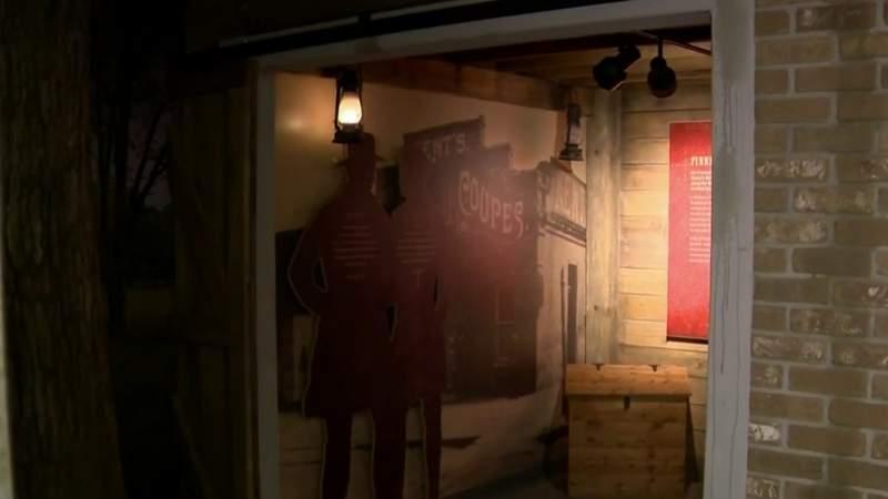 'Doorway to Freedom' exhibit sheds light on Detroit's anti-slavery society