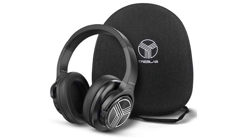 Block out all of the distractions with these active noise canceling headphones