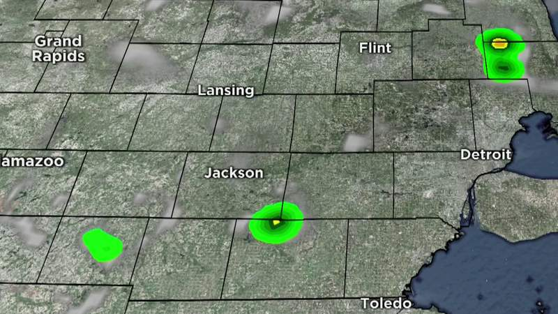 Metro Detroit weather forecast for June 11, 2021 -- 7 a.m. Update