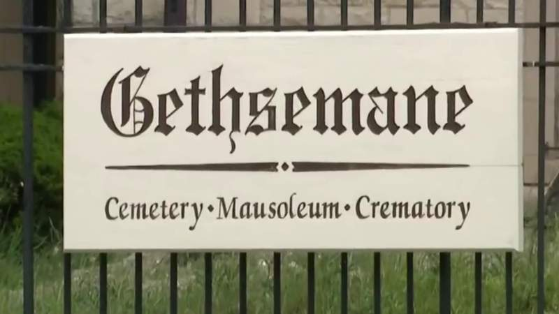Class-action lawsuit filed over burial problems at Detroit cemetery
