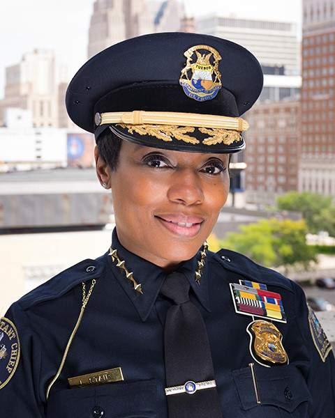 Assistant Chief Lashinda Stair