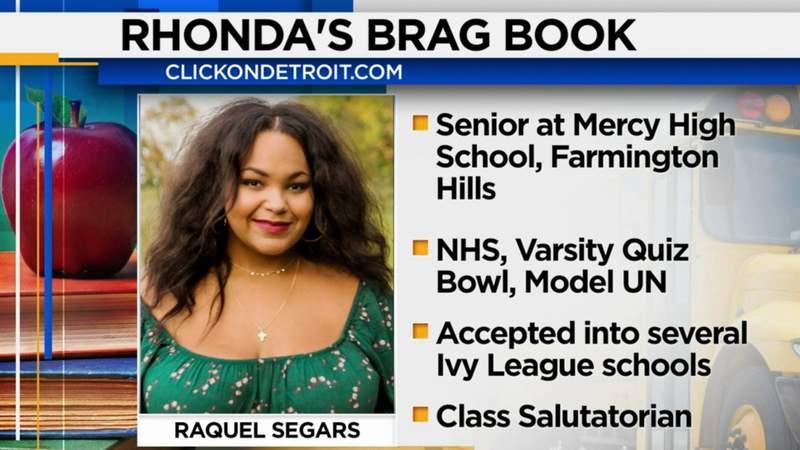 Brag Book: Raquel Segars