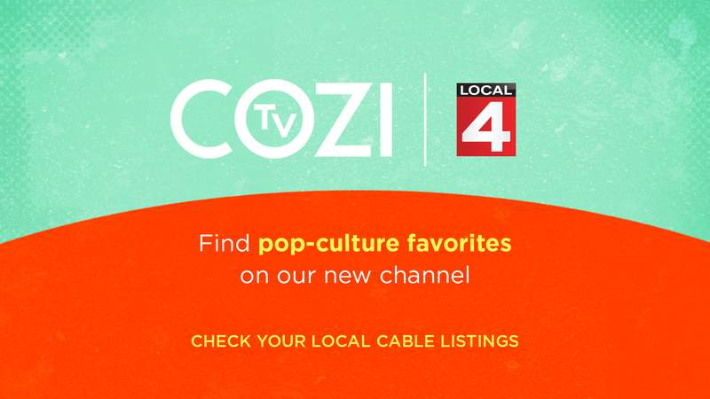 COZI TV added to Local 4 Channel Lineup