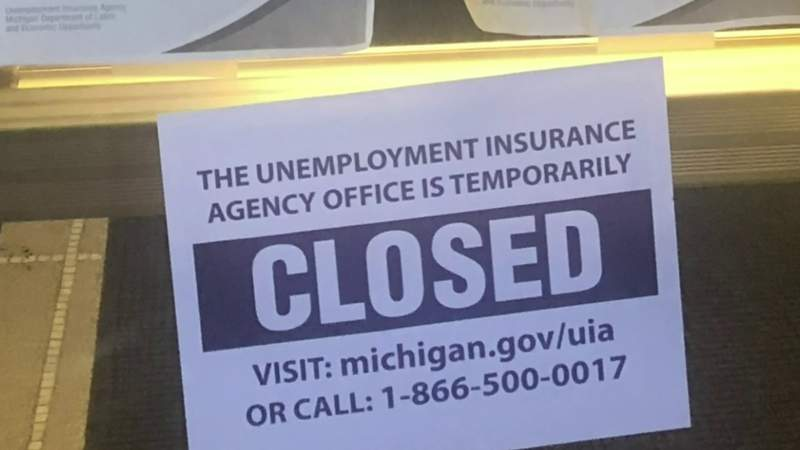 Michigan UIA offices closed, unemployment claims unanswered amid ID theft investigation