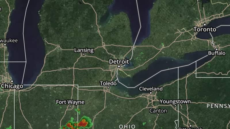 Metro Detroit weather forecast June 18, 2021 -- 4 p.m. Update