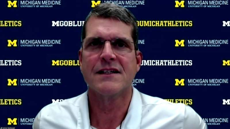Jim Harbaugh points to 3 unheralded plays in Michigan football's win over Minnesota