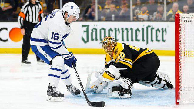 Maple Leafs Vs Bruins In Game 7 Follow Live Game Score Updates Here