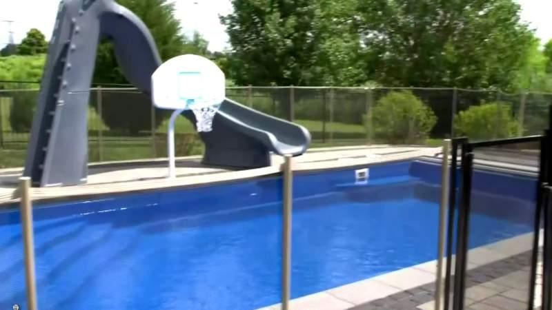 Pool popularity surges in Michigan: Warning to keep kids safe