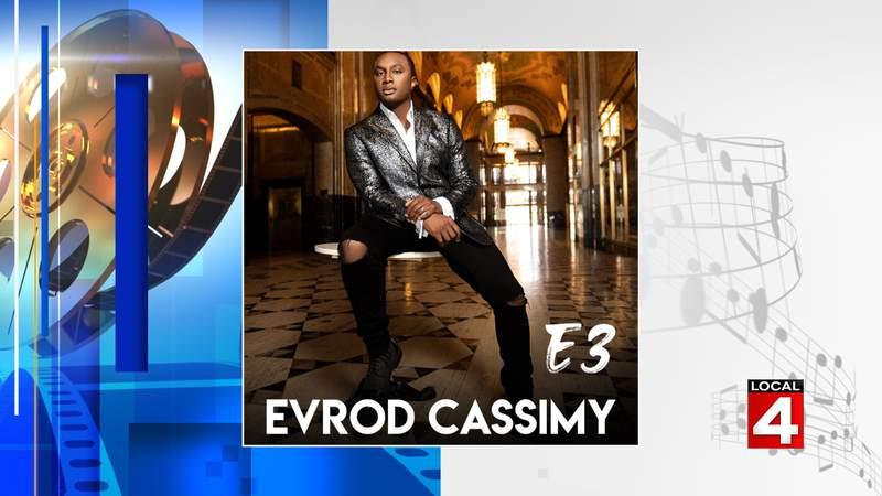"""Evrod Cassimy releases third album titled """"E3"""""""