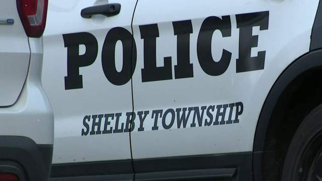 A Shelby Township police officer is on leave after a deadly shooting at an apartment complex.