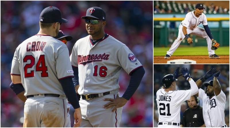 C.J. Cron, Jonathan Schoop, Jeimer Candelario, JaCoby Jones and Christin Stewart are some of the players who could help the Detroit Tigers take a step forward in 2020.