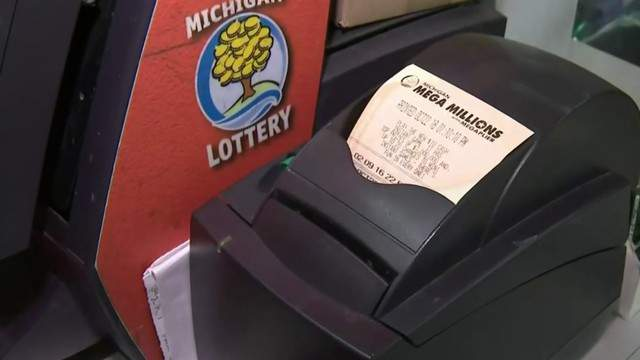 Michigan Lottery ticket printing. (WDIV)