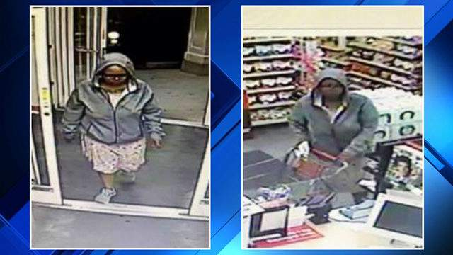 Woman Accused Of Using Credit Card Stolen From Car To Make