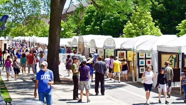 Credit: Ann Arbor Street Art Fair, The Original