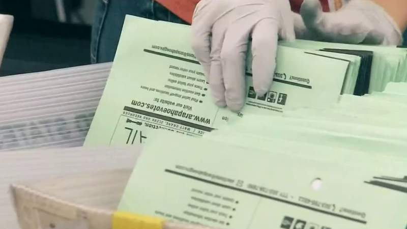 USPS: Michigan that mail-in ballots may be delivered too late for Nov. election
