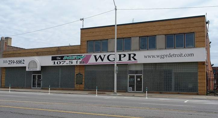 WGPR-TV is significant as the first Black-owned and operated television station in the United States. Founded by attorney William R. Banks, the station debuted in September 1975, a decade after African Americans challenged the FCC on the lack of Black programming. WGPR-TV aired an Afro-centric focused newscast, a dance show, and public affairs features. In addition to providing an African American perspective on news and current affairs, it also afforded career and training opportunities behind the camera for Black students and professionals. The station was eventually sold to CBS in 1995 when it transitioned to general programming and changed its call sign to WWJ. The interior studio space retains a high degree of integrity from the WGPR-TV television station era. It has since been transformed into the William V. Banks Broadcast Museum which chronicles the origins and influence of WGPR. Photo provided by the Michigan Economic Development Corporation.