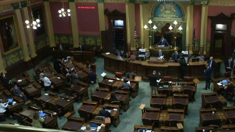 What we're learning about the lawsuit filed by state legislators against Gov. Whitmer