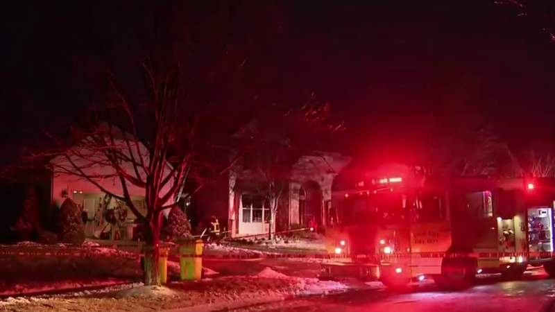 Small plane crashed into Lyon Township home, killing 3 people