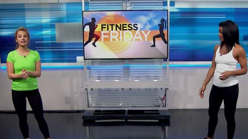 Fitness Friday: Easy at-home workouts