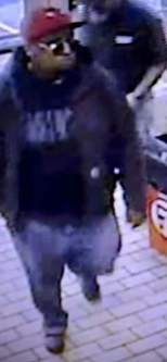 Police are looking for a man who took two energy drinks from a 7-Eleven in Dearborn Heights. The man was confronted by the store manager but he didn't pay and walked out of the store, according to police.