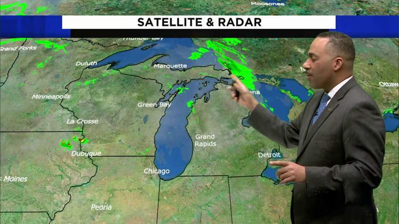 Metro Detroit weather: Cool with increasing clouds Sunday Night, April 4, 2021, 11 p.m. update