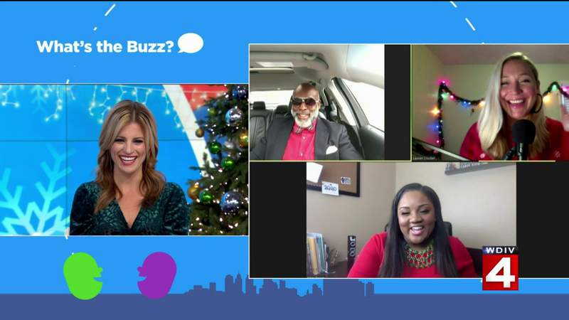What's the Buzz - Holiday Traditions on Live in the D