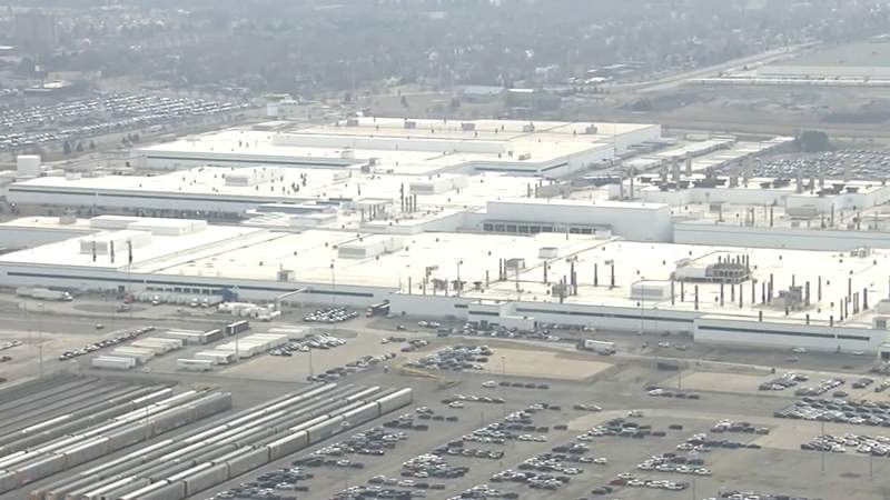 FCA Jefferson North Assembly Plant in Detroit