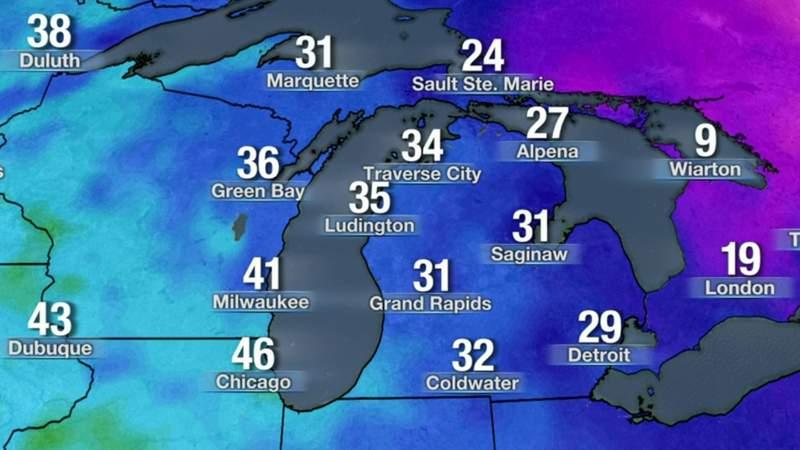 Metro Detroit weather: Warmer, sunny week ahead, March 6, 2021, 11 p.m. update