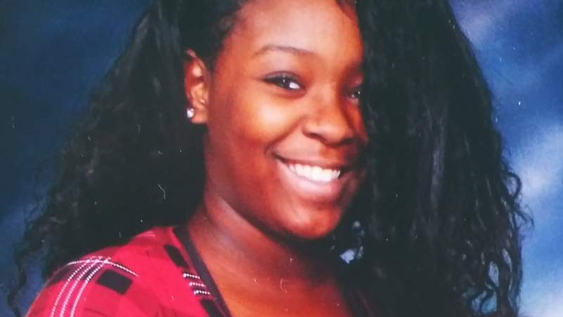 Kateara Williams (photo provided by Detroit Police Department)