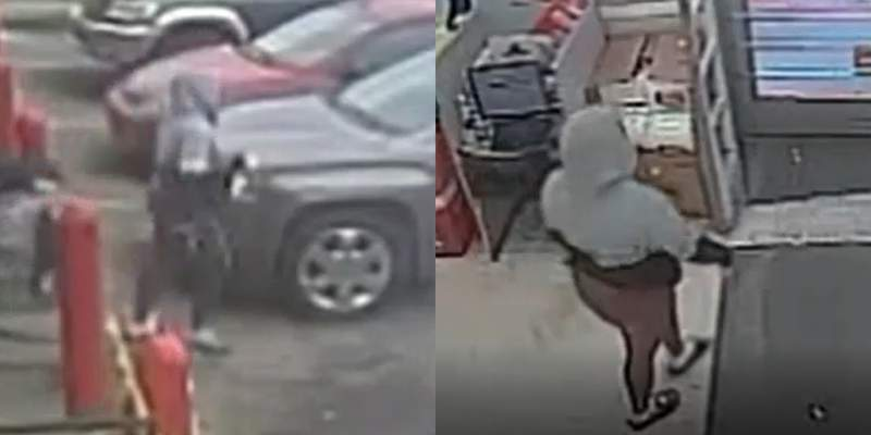 Detroit police are looking for two women who filled a cart with items and stole them on March 26, 2020.