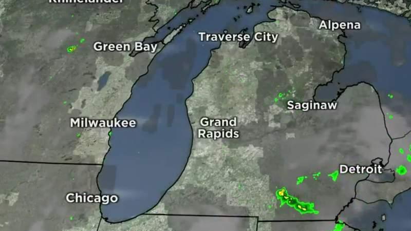 Metro Detroit weather forecast for June 11, 2021 -- 11 p.m. Update