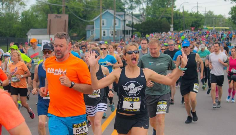 Dexter-Ann Arbor Run.