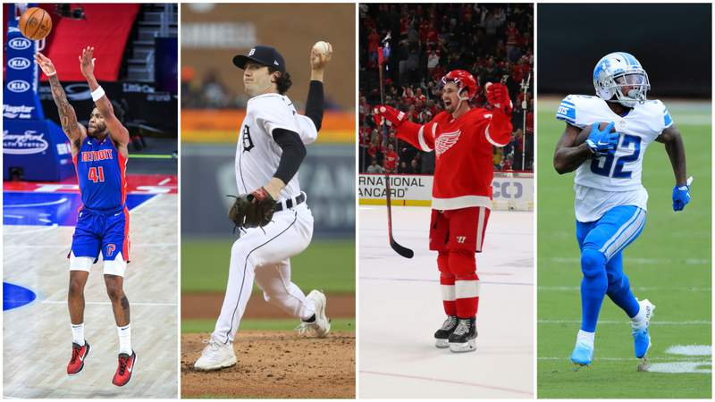 Which of Detroit's four major professional sports teams will have the best winning percentage next season?