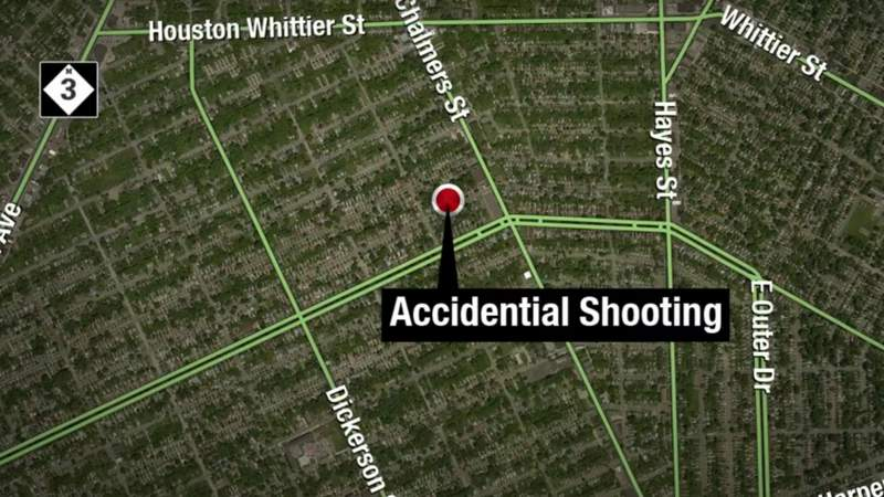 16-year-old killed in accidental shooting in Detroit