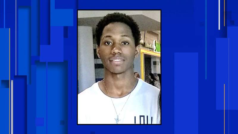 Rashad Kimball, 22, was shot and killed in November on Detroit's east side. (Photo provided by Crime Stoppers of Michigan)
