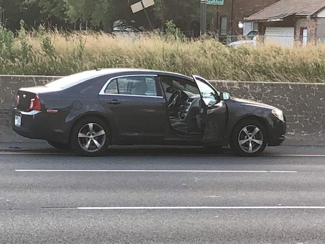 MSP and DPD investigating a shooting that occurred Saturday on the Southfield Freeway on July 11, 2020.