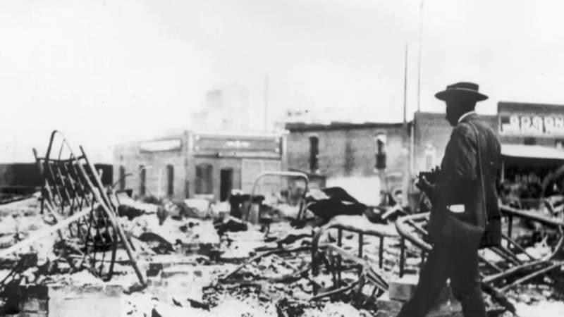 Michigan Rep. Brenda Lawrence among those in Tulsa to mark 100 years since massacre