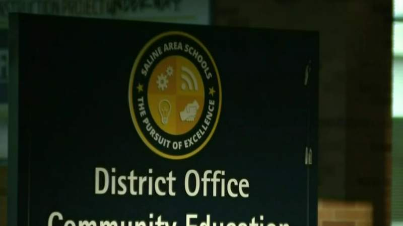 Saline students sue school district over suspension for racist comments