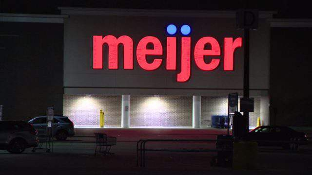The Meijer on Pontiac Lake Road in Waterford Township, Mich. (WDIV)
