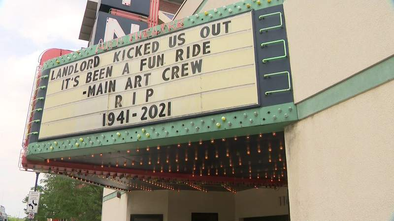 Landmark's Main Art Theatre in Royal Oak closes after 80 years of business