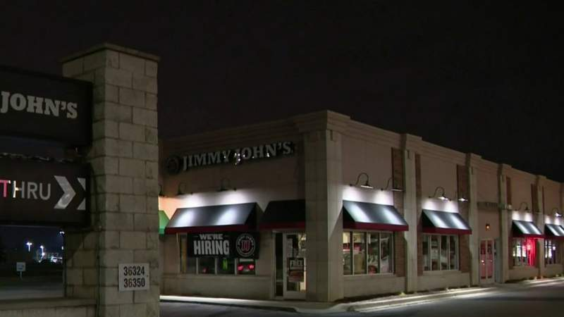 Teen says she was sexually assaulted by former co-worker at Jimmy John's in Sterling Heights