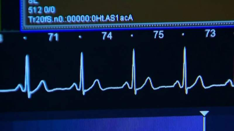 Beaumont Health screening first responders to prevent heart attacks