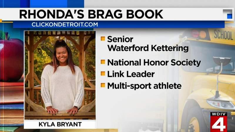 Brag Book: Kyla Bryant