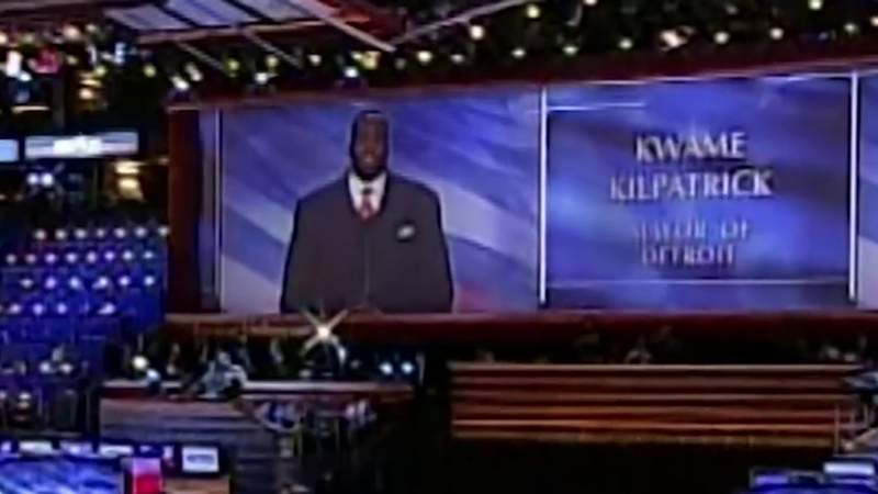 The rise and fall of Former Detroit mayor Kwame Kilpatrick