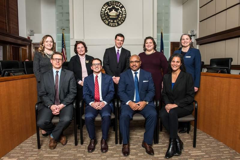Washtenaw County Board of Commissioners.