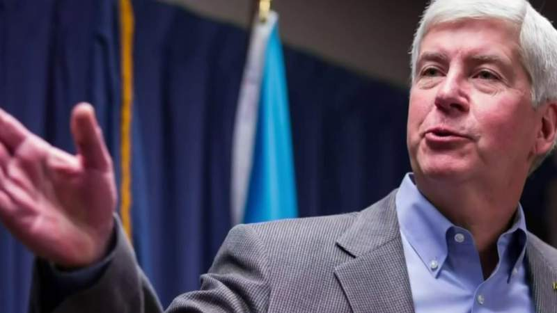 Michigan plans to charge former Gov. Rick Snyder in Flint water investigation